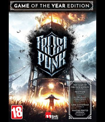 Frostpunk Game of the Year Edition