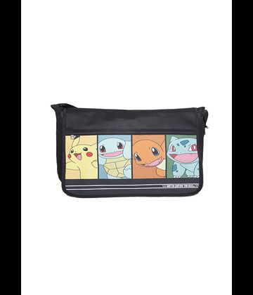 Messenger Bag - Pokémon - Starting Characters