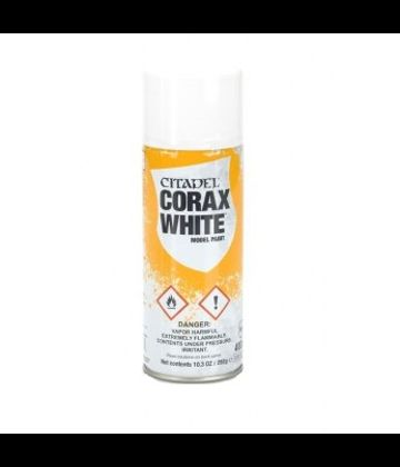 Sprej Games Workshop - Corax White Spray
