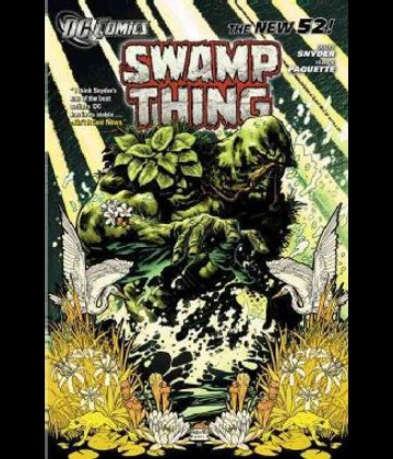 Swamp Thing 01 - Raise Them Bones