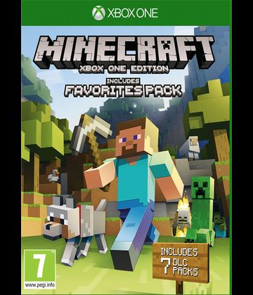 Minecraft: Xbox One Edition - Favorites Pack