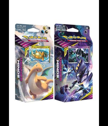 Pokémon Sun and Moon 11: Unified Minds - Theme Deck