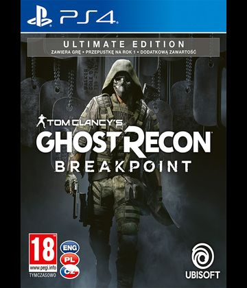 Ghost Recon Breakpoint Ultimate Edice