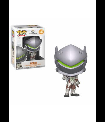 Figúrka POP! Overwatch S4 - Genji