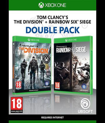 Rainbow Six Siege + The Division DuoPack