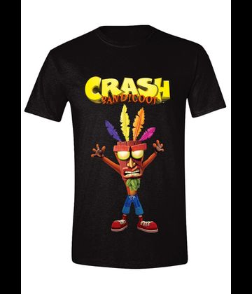 Tričko Crash Bandicoot - Aku Aku L
