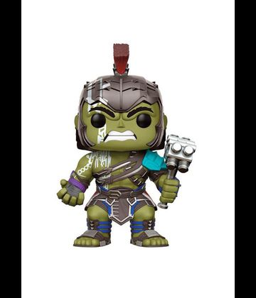 Figúrka POP! Marvel Thor Ragnarok The Movie - Hulk Gladiator