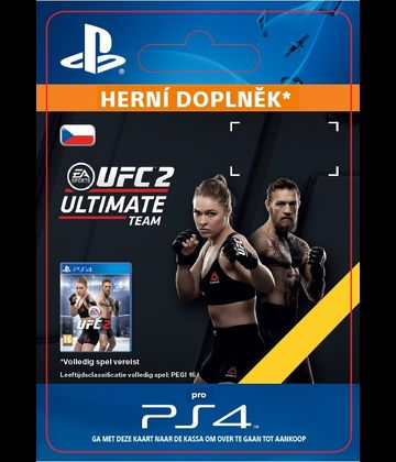 EA SPORTS UFC 2 - 500 UFC POINTS