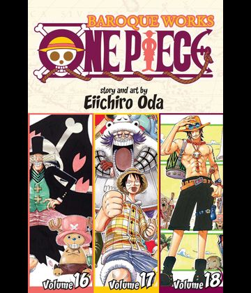 One Piece 3 In 1 Edition 06