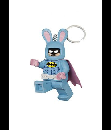 LEGO Batman Movie - Batman Bunny svietiaca kľúčenka