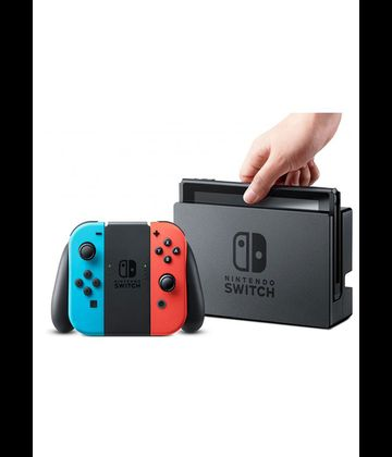 Konzola Nintendo Switch Neon Red/Neon Blue