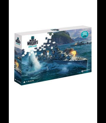 Puzzle World of Warships Pan-Asian Destroyers