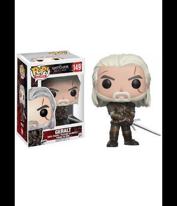 Figúrka POP! Games - The Witcher 3 `Wild Hunt` - Geralt