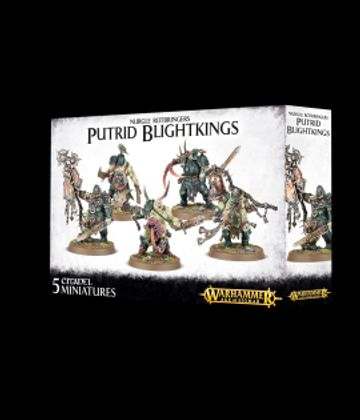 Figúrka Games Workshop - PUTRID BLIGHTKINGS