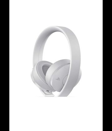 Wireless Headset Gold/White
