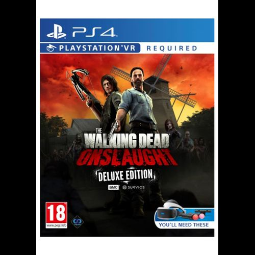 The Walking Dead: Onslaught VR Deluxe Edition