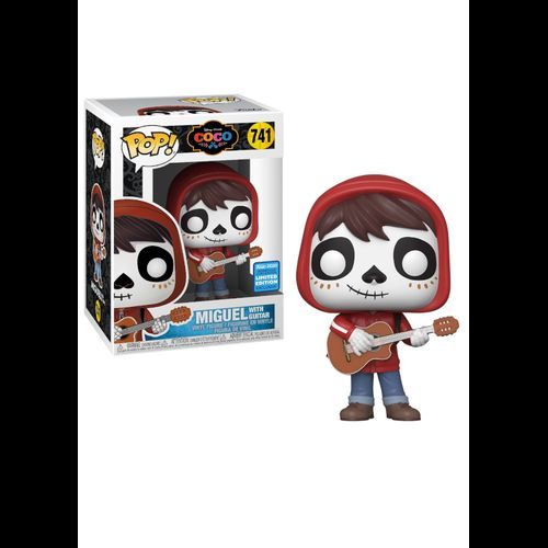 Figúrka Funko POP! Movies: Coco - Day of the Dead Makeup Convention Exclusive