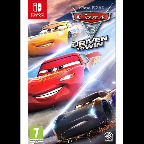 P NS Cars 3: Driven to Win
